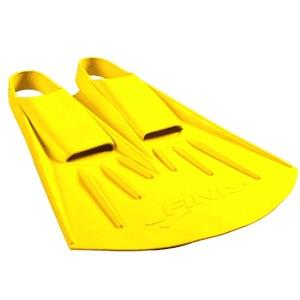 Gelbe Monfin Trainingsschwimmhilfe